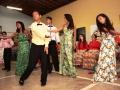 Grupo de dança do CEIA na Conversa de Lavadeira - foto Luã Raoni