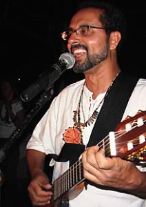 Carlos Farias - Coordenador do Coral das Lavadeiras