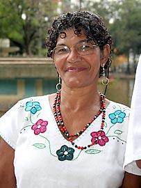 Lavadeira Miriam Fernandes