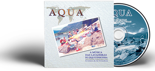 CD- Aqua - Nova tiragem (2014)