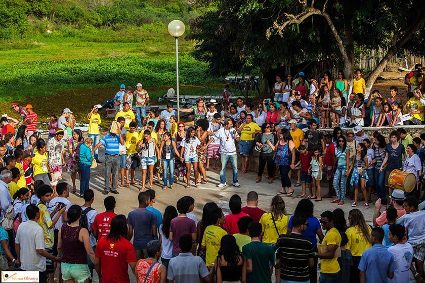 foto 6 - benção - Saudação à Mãe Terra - by Vilmar Oliveira